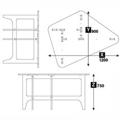AtFAB - Fabricate your own custom CNC furniture with open source files from Filson and Rohrbacher
