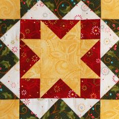 Jingle Applique and Pieced Quilt Pieced Block 3 free download on One Piece at a Time at http://erinrussek.typepad.com/one-piece-at-a-time/2013/05/jingle-pieced-block-3-1.html