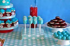 una gran y deliciosa idea para fiestas en especial para baby shower!