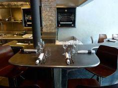 Restaurant Table à Paris