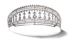 Cartier, Kokoshnik-style tiara,1908