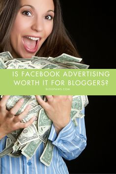 Facebook advertising has paid off (pun intended) big time for me! (Hint: Read the article for more tips, including a few from me.)
