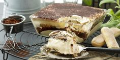 Tiramisu Snacks, Cookies, Ethnic Recipes, Mascarpone, Appetizers, Biscuits, Cookie Recipes, Cookie, Cake