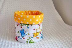 Detské doplnky - Textilný box na hračky - 6813165_