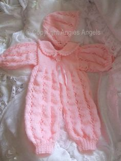 Angies Angels patterns - exclusive designer knitting and crochet patterns for your precious baby or reborn dolls, handmade, handknitted, baby clothes, reborn doll clothes Children Wear, Children Clothes, Baby Doll Clothes, Knitted Baby Clothes, Knitting For Kids, Baby Knitting Patterns, Baby Patterns, Crochet Patterns, Preemies