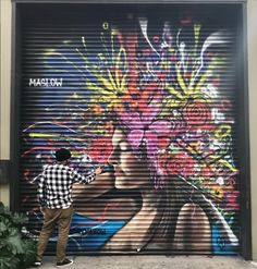 Christopher Maslow in the Mission District, San Francisco, CA, USA, 2018