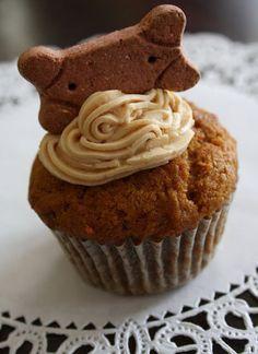 Con estas recetas de cupcakes para perro estamos seguros que tu perro será el más feliz en estas fechas.