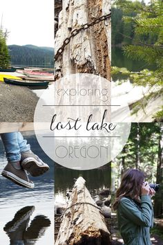 Lost Lake, Oregon is one of the best places to camp (by tent or cabin) in the Mount Hood Forest. Enjoy the beautiful lake by hiking, canoeing, and more!