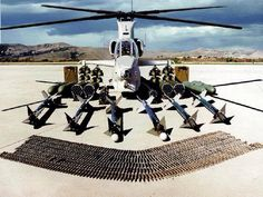AH-1 weapons