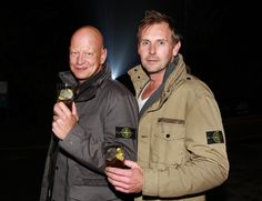 The pictures of the event organized by Stone Island at the P1 Club, to celebrate its new Munich Store in Maximilianstraße 27.
