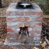 How to build a rocket stove! These are a backyard must- cook anything on this stovetop with a few handfuls of twigs! This blog is amazing and worth a look around!