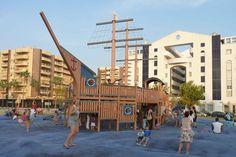 "Elena's favorite place: ""El barco pirata"" Fuengirola, Spain"