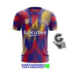 Sport Shirt Design, Sports Jersey Design, Sport T Shirt, Soccer Outfits, Barcelona Football, Fifa, Soccer Kits, Football Jerseys, Jersey Shirt
