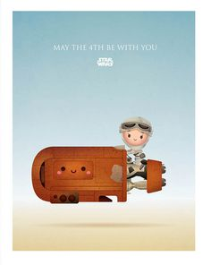 May The 4th Be With You 2015 | Flickr - Photo Sharing!