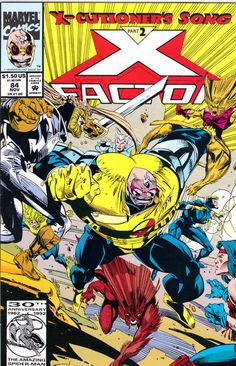 X-Factor (Vol 2) # 24 ( VFN ( BUEN ESTADO MARVEL COMICS ORIGINAL US