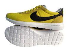 Výprodej Sleva 2015 Pánské Nike Roshe One Běh Boty Žlutá Černá Levné Prodej db9bb4bc28