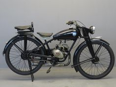 NSU 1952 Quick 98cc