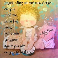 Goeie More, Inspirational Qoutes, Afrikaans Quotes, Good Morning Wishes, Cute Quotes, Cute Baby Animals, Proverbs, Good Night, Cute Babies