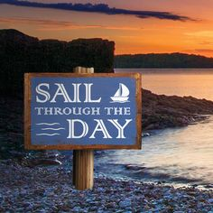 Schedules. Routines. We all have them.  It's important to know we can still step outside of them.  To catch a cool breeze and sail through the day.  Without a care.  #PureMichiganLakeEffect