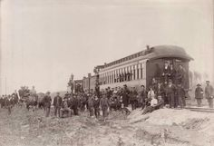 First train arrives in Swan River, MB in 1899 Memoirs, Swan, Old Things, Canada, River, History, Country, Outdoor, Outdoors