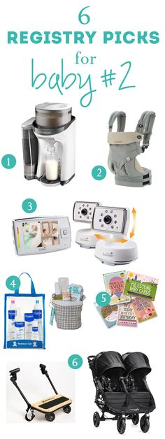 Add everything you need to one baby registry. BabyList is a simple & beautiful universal baby registry perfect for baby number 2 or 3.
