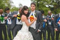 Photo super héros