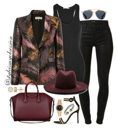 """""""Untitled #622"""" by redvelvetwithsprinkles ❤ liked on Polyvore featuring J Brand, Helmut Lang, Emilio Pucci, Christian Dior, Janessa Leone, Givenchy, Gianvito Rossi and David Yurman"""