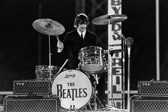 OTD 16SEP1964 The #Beatles perform before a capacity crowd of 12,000 at City Park Stadium in New Orleans, Louisiana.