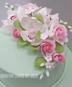 Sugar flower spray | Flickr - Photo Sharing!