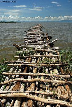 Chamo Lake, Ethiopia. https://ExploreTraveler.com