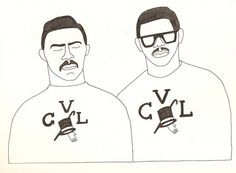 2 Conservative Vice Lords by hannesisaksson, via Flickr