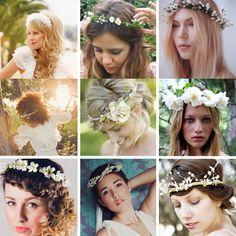 Coroa de Flores – Enfim Noiva | Blog de Casamento