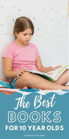 Does your old in fifth grade need a good book? This book list will help each fourth grader progress in his or her reading abilities. Next Children, Best Children Books, Toddler Books, Childrens Books, Activities For Teens, Reading Activities, 10 Year Old, 10 Years, Writing Lesson Plans