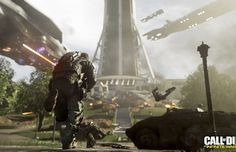 The Call of Duty: Infinite Warfare Trailer is Getting Some Hate