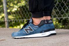 New Balance 1300 'Made in USA' Blue & Black - EU Kicks: Sneaker Magazine