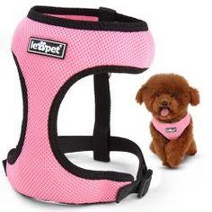 Koira valjaat - vaaleanpunainen, 29,95€. Mukavempi ja vähemmän rajoittavampi kuin normaali kaulapanta. Tämä on koiralle turvallinen, eikä luo riskejä tukehtumiseen tai kipuihin. Ilmainen toimitus! #valjaat #koiranvaljaat Fashion, Moda, Fashion Styles, Fashion Illustrations