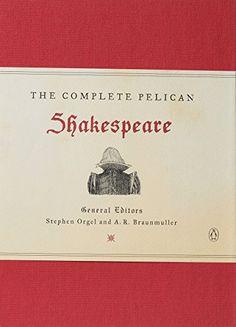 The Complete Pelican Shakespeare by William Shakespeare https://www.amazon.com/dp/0141000589/ref=cm_sw_r_pi_dp_x_p0RFzb0FFM07C