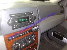 Come installare un Viva voce Parrot CK3100 su Gran Cherokee dotato di  amplificatore Infinity ed impianto audio Boston Acustin