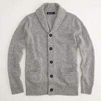 lambswool marled shawl cardi ( on sale $54.50)