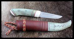 Saami knife by Sixten Keisu