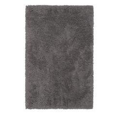 Ultra Plush Rug, Charcoal