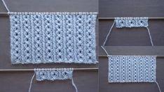 Kahve çatlağı örgü modeli yapılışı Knit Cardigan Pattern, Sweater Knitting Patterns, Baby Knitting, Diy Embroidery Thread, Diy Broderie, Crochet For Kids, Diy Fashion, Stitch Patterns, Blanket
