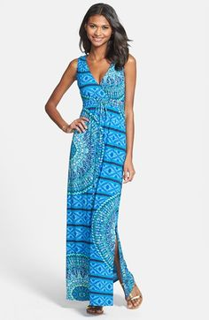 Paisley print maxi in the VENUS Line of Dresses for Women - My ...