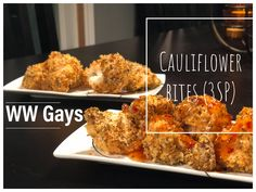 Jean-Luc and Nick's, The WW Gays, appetizer and dip recipes! Pizza Bomb, Layered Taco Dip, Spicy Cauliflower, Weight Watchers Diet, Caesar Salad, Appetizer Dips, Dip Recipes, Warriors, Wellness