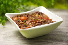 Chili con Linaza ist ein fleischloses, kohlenhydratarmes Chili, welches aus Leinsamen besteht. Es ist somit vegan, low carb und sojafrei.