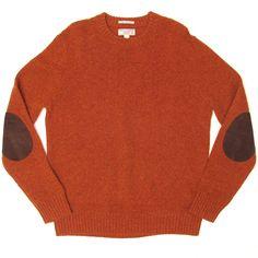 Shetland Wool Sutherland Sweater