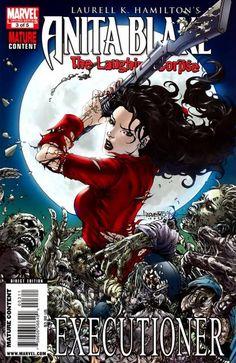 Anita Blake Comics | Anita Blake, Vampire Hunter: The Laughing Corpse - Executioner » 5 ...
