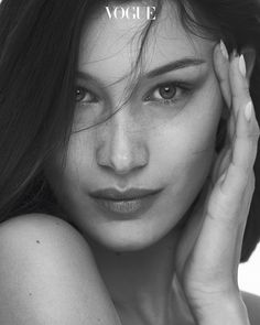 #BellaHadid for Vogue Korea January 2018. Photographed by JooYoung Ahn.
