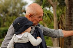 THE SLING DIARIES: FATHER'S DAY EDITION...bob and remy babywearing LOVE #sakurabloom