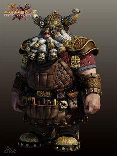 Pixologic ZBrush Gallery: Warhammer Online